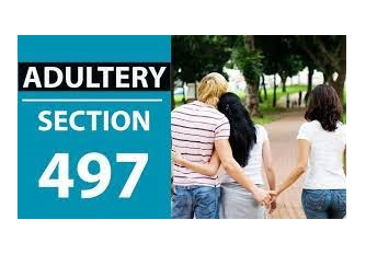 Decriminalization of Adultery