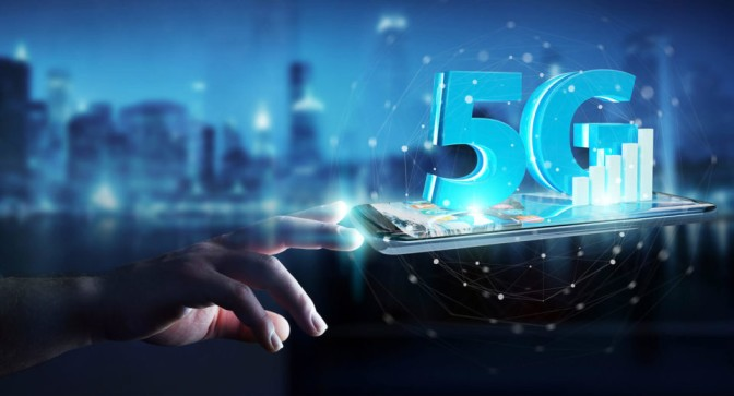 IoT with 5G network